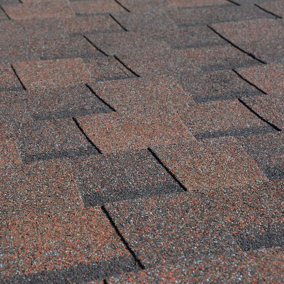 asphalt shingle brown