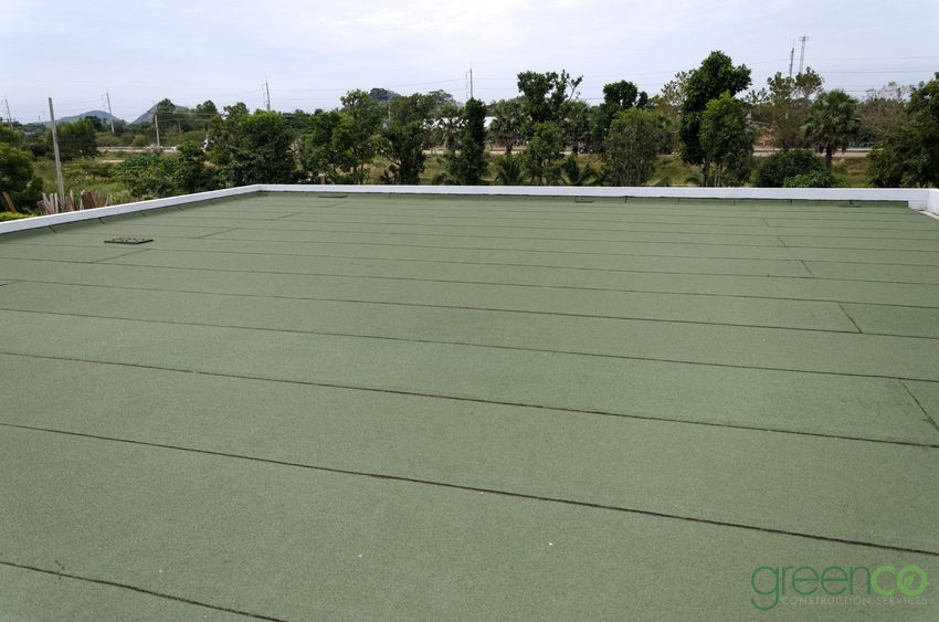 Construction Services for Flat Roofing