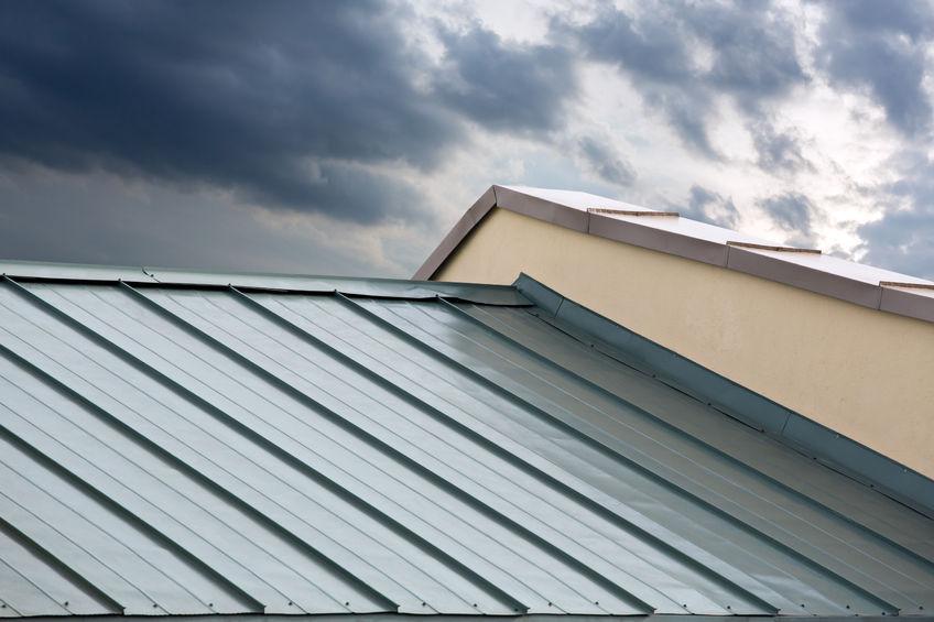 coating standing seam metal roof