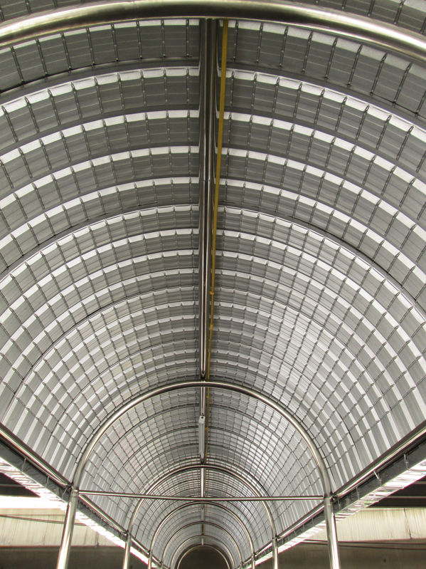 under a standing seam metal roof